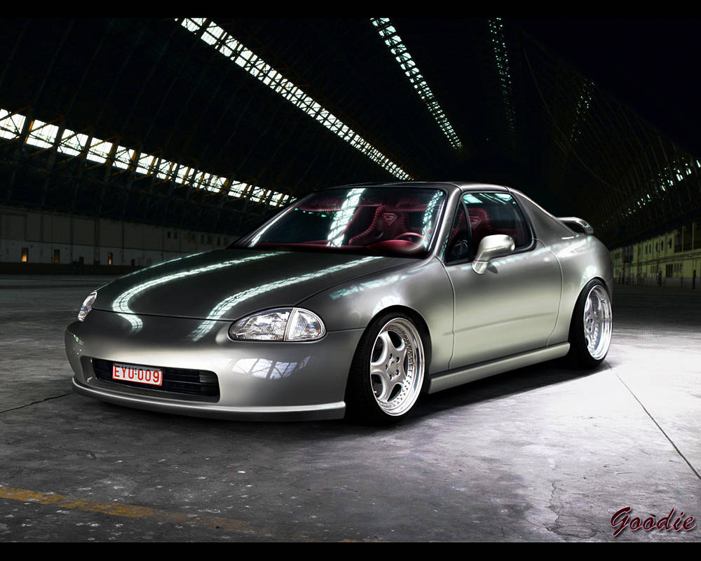 Honda Del Sol Euro by GoodieDesign on DeviantArt