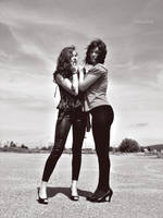 The Ladies . by Mihaella-Mish