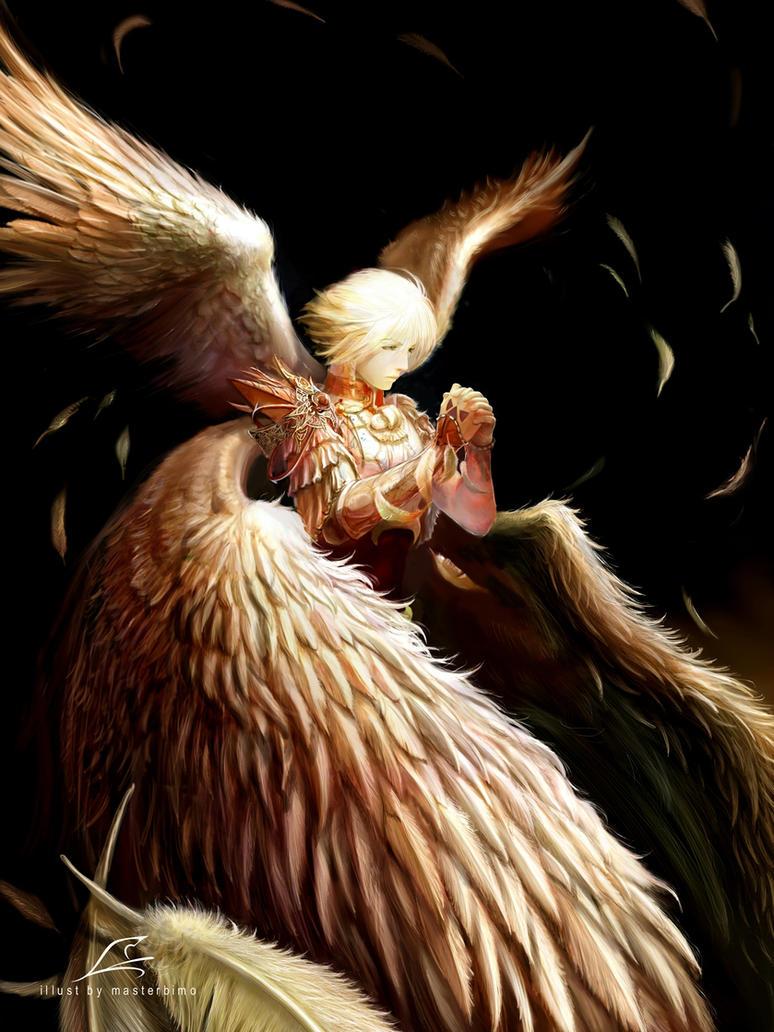 Quatre ailes by masterbimo