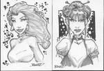 MOCKTALES web comic characters