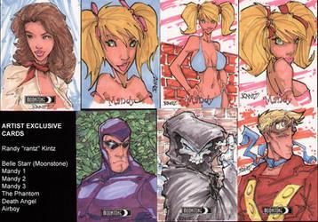 Artist Exclusive Cards rantz by rantz