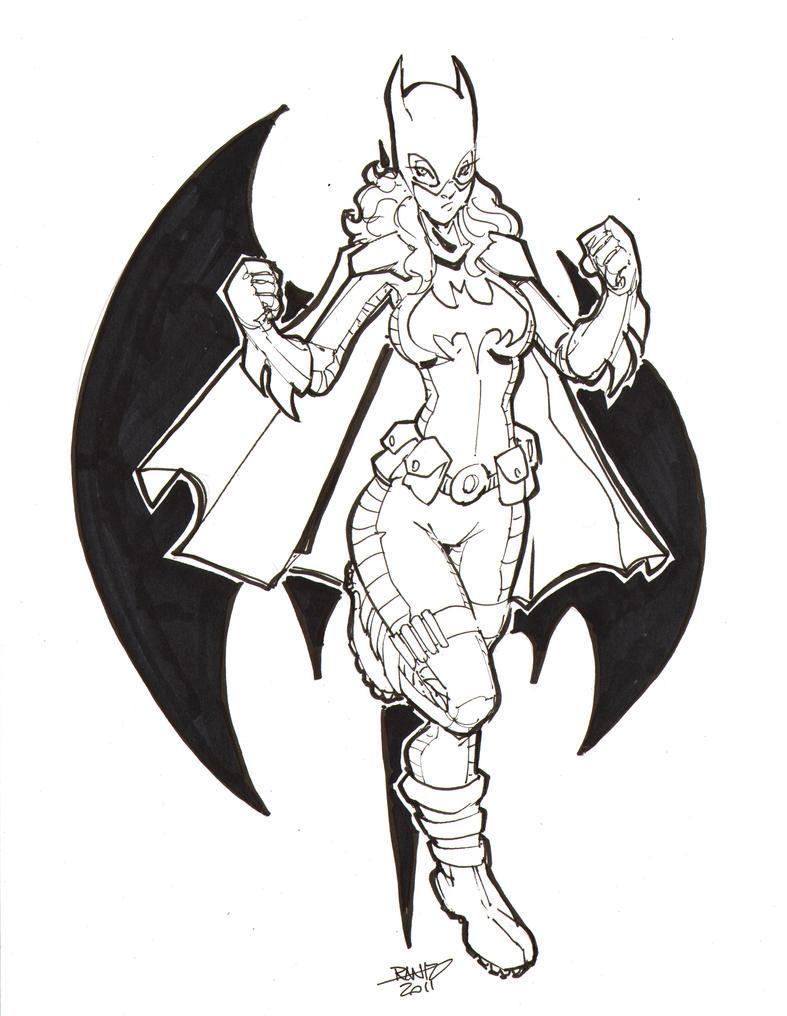 Just plain Batty.... by rantz