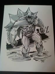 2012 Batman by rantz