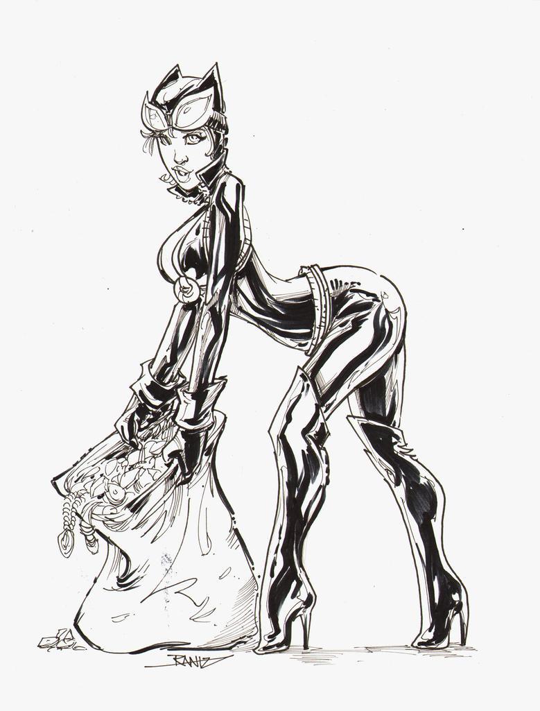 Jan Drawing 03 by rantz