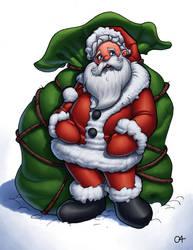 MERRY CHRISTMAS! by rantz