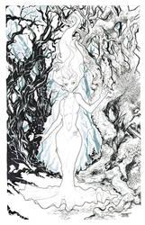 Ghostinthe Woods by rantz
