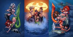 Mermaid 3 pack