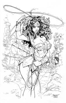 Wonder Woman 2020 - Available for Coloring