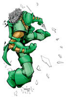 Green Arrow by rantz