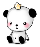 Panda by Yoshiebutt