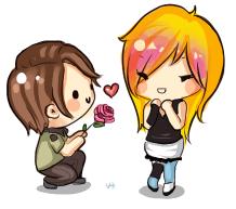 valentines by Yoshiebutt