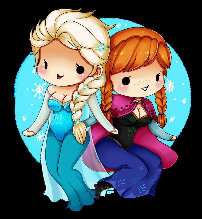 Frozen by Yoshiebutt