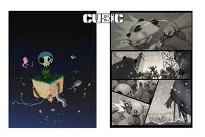CUBIC teaser by drazebot