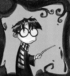 potter...harry...pot...ter by drazebot