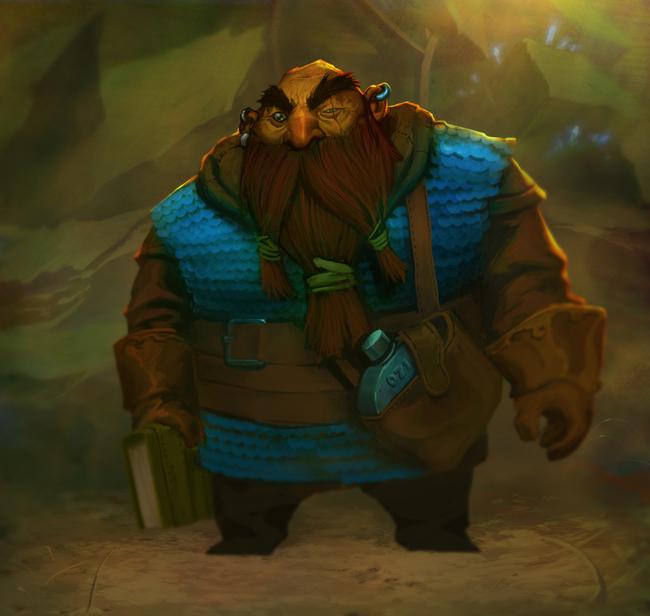 dwarf by drazebot