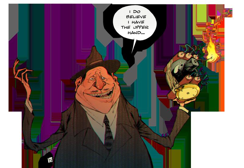 those mafia guys by drazebot