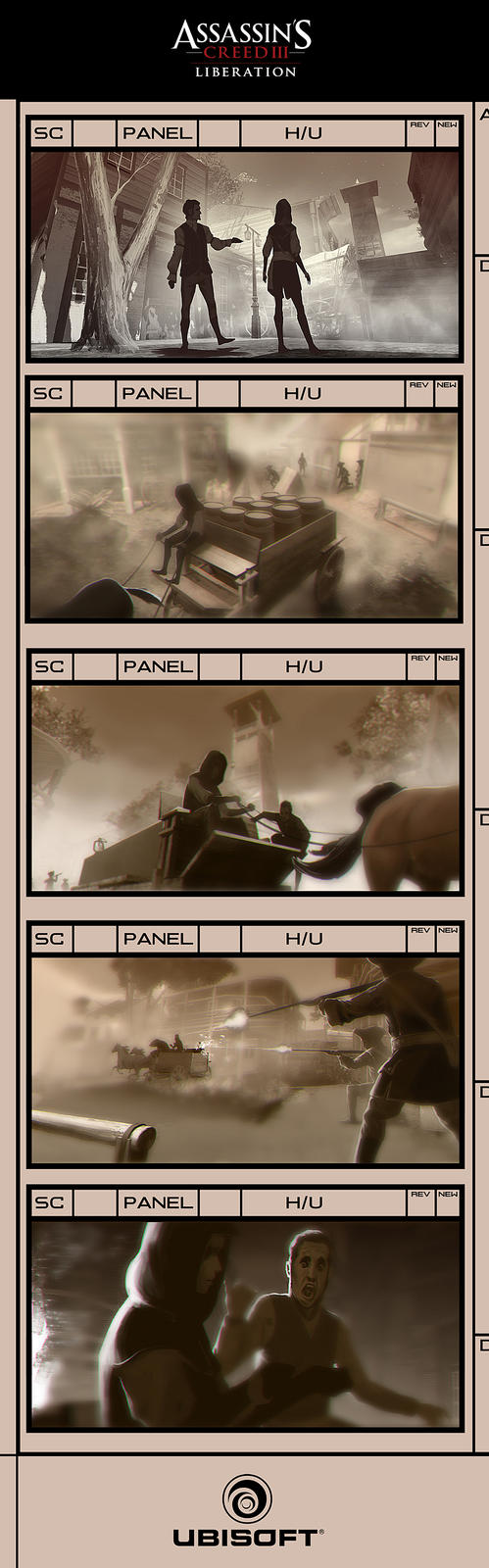 Assassin's creed III: Liberation boards_00 by drazebot