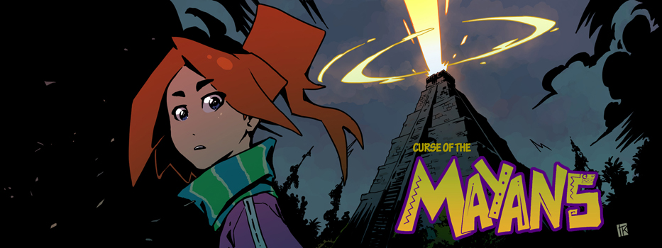 Curse of the Mayans promo pic by drazebot