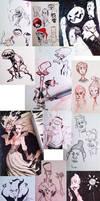 SketchDump00 by drazebot