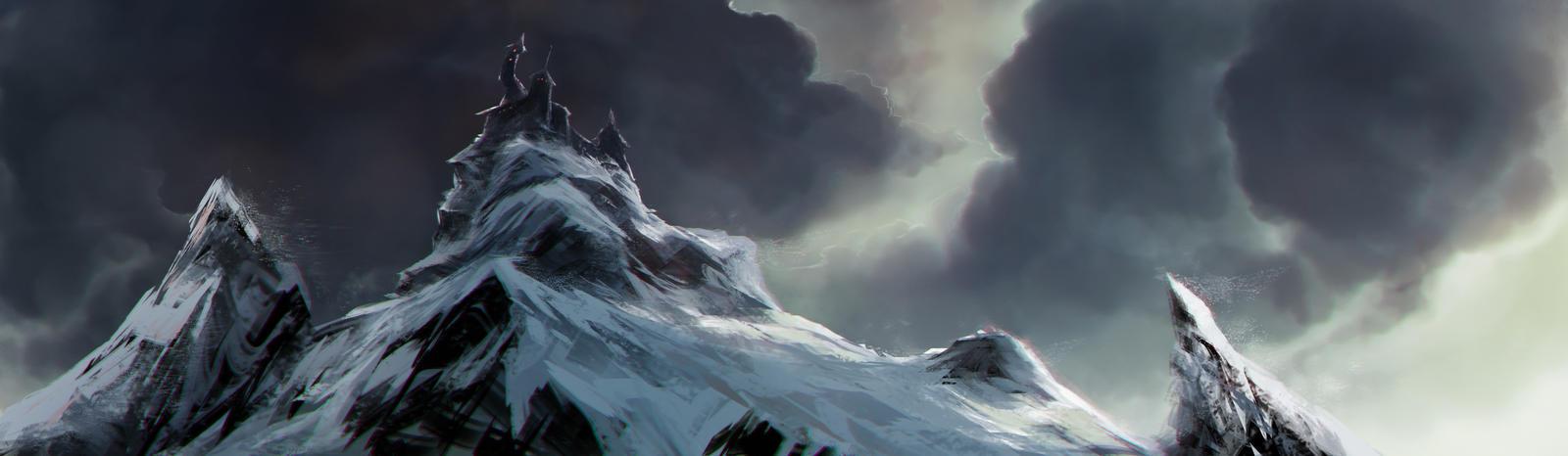 SnowMountain by drazebot