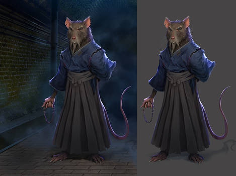 Splinter concept