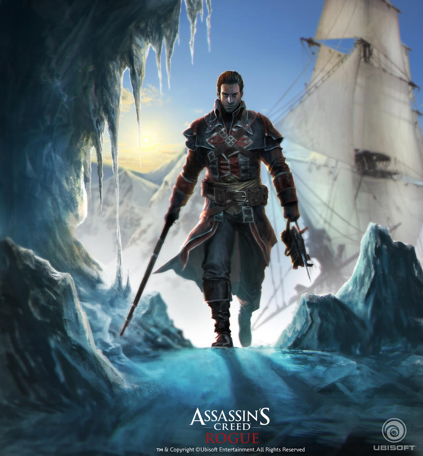 Assassin's Creed Rogue 02 by drazebot