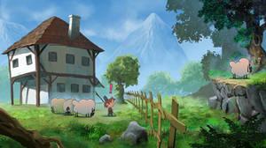 Where the sheep at  03
