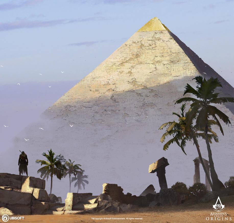 Assassin's Creed Origins by drazebot