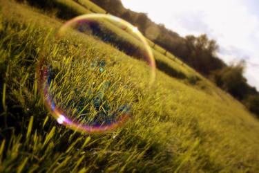 my dreams are like bubbles