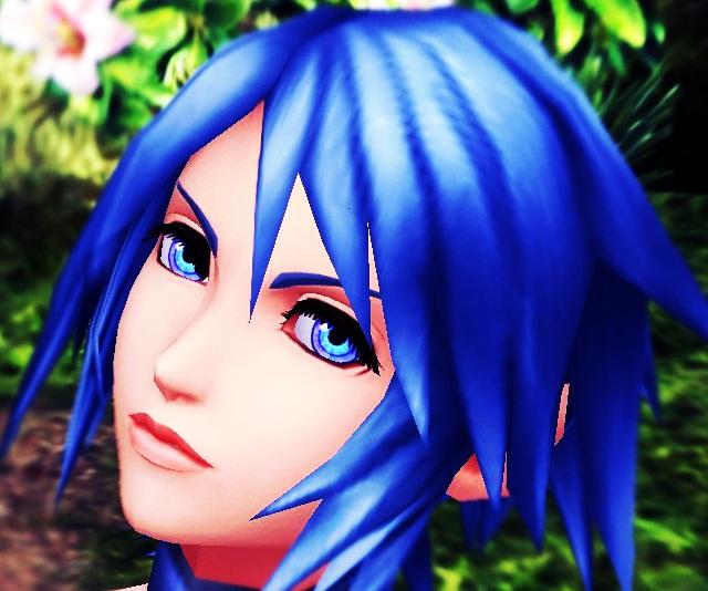 Aqua Kingdom Hearts by XionSayuri on deviantART