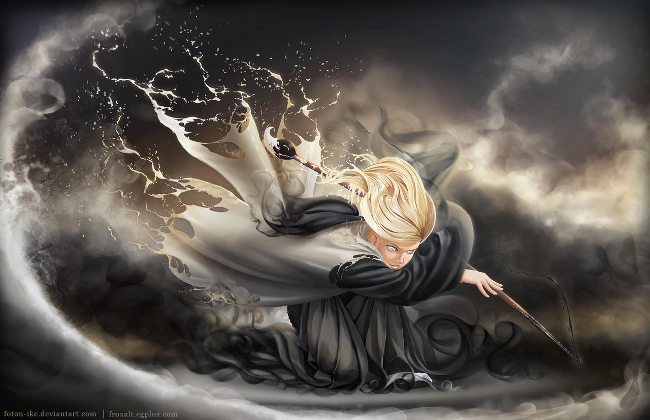 Spirit of the Originator by FotoN-ike