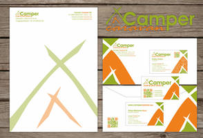 Camper Caravan profile