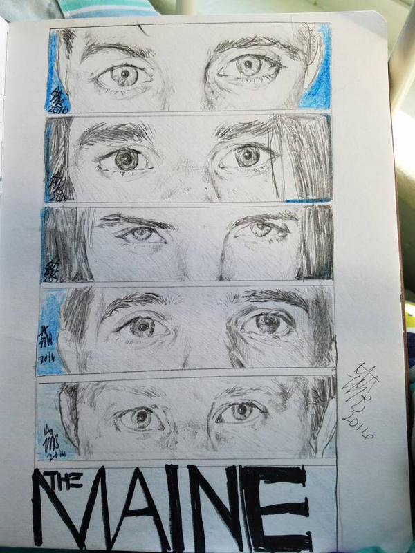 The Maine by magicalbelievers