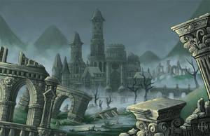 Silent Ruins by AlvinHew