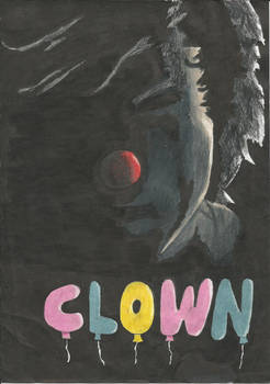 Clown Title Page