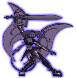 Devil-form Ulala by ranma-tim