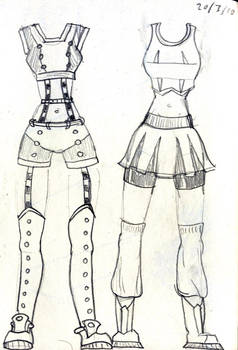AMWR - clothing design
