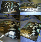 2.5D Full Metal Panic poster