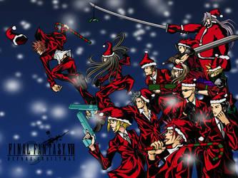 FF VII: Before Christmas by ranma-tim