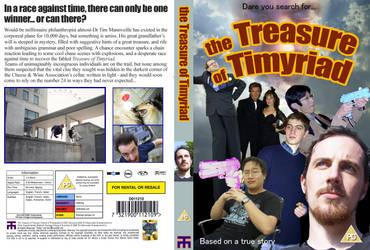 Treasure of Timyriad, the DVD by ranma-tim