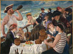 Luncheon of the Boarding Party by ranma-tim