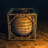 The Rosetta sphere by SteveAbell