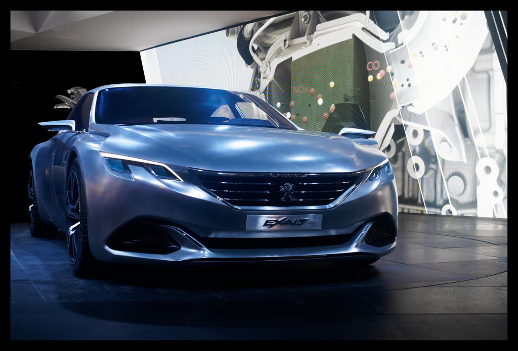 Peugeot Exalt by SuBWaReZ