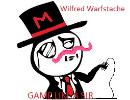 Wilfred Warfstache by Corey-plier