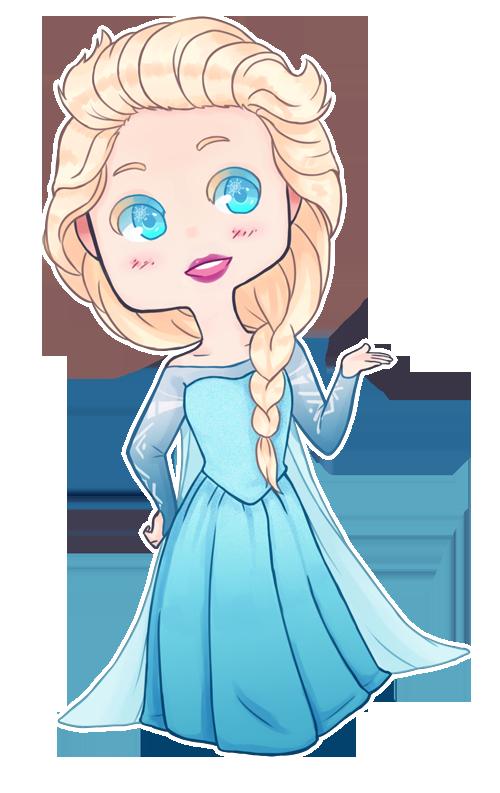 Elsa by Nui-Nui