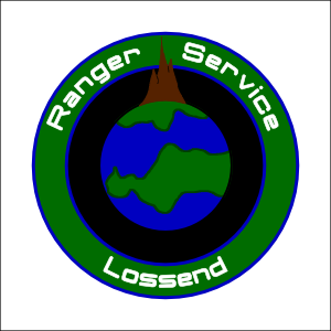 Lossend Ranger Service Patch by dagorym