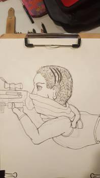 Dyne the Demon Sniper