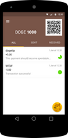 Dogecoin Cryptocurrency Android App