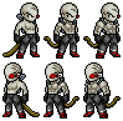 Character: Sorrelo Sprite Showoff by gokou-sama on DeviantArt Ultra Ball Sprite