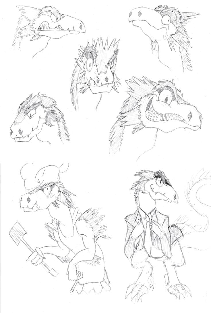 Todd Doodles by GuyverSnake